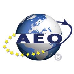 AEO-F-Zertifikat-Logo