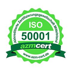 ISO-Energiemanagement-Logo