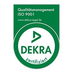 ISO-Qualitätsmanagement-Logo